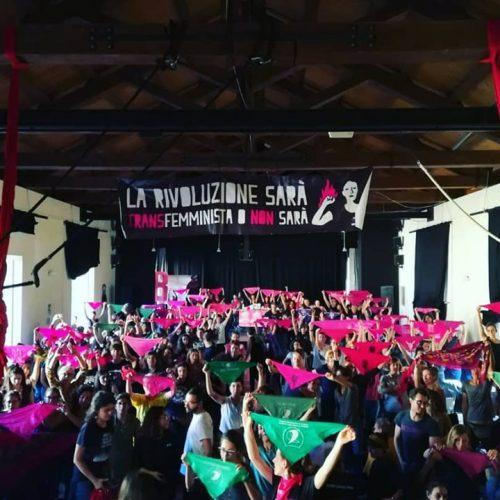 TRANSfemmINonda 2.18 – 8MARZO … essenziale il nostro sciopero