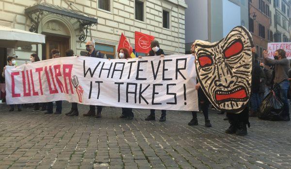 Un Anno senza Eventi: gli Autorganizzatə dello Spettacolo