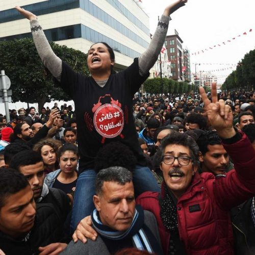 Giovani sull'orlo di una crisi 3.17 – Siamo nati nel vostro mondo ma morirete nel nostro!