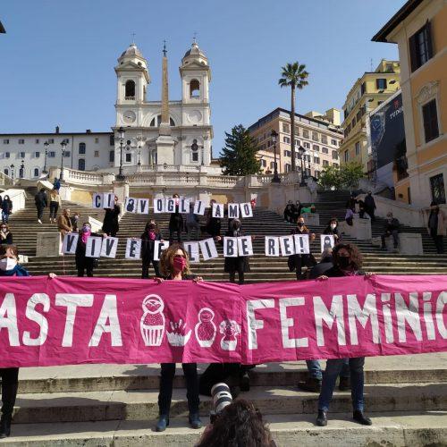 TRANSfemmINonda 2.24 – #BASTA FEMMINICIDI