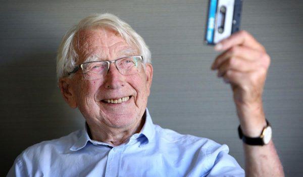 Lou Ottens, l'ingegnere rivoluzionario che inventò le musicassette