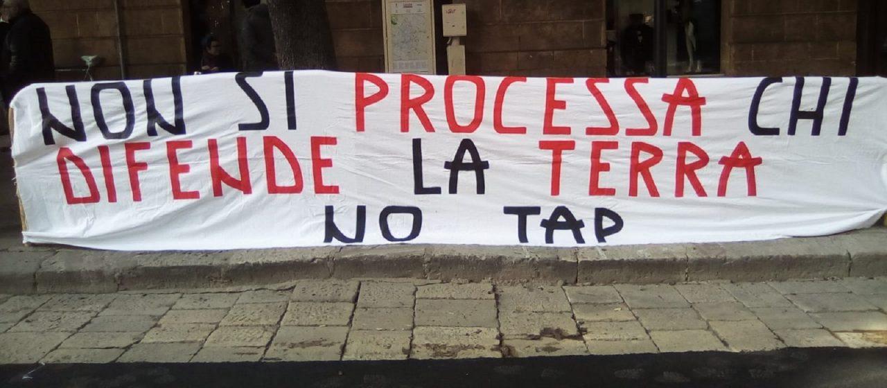 NO TAP: cercavi giustizia ma trovasti la legge