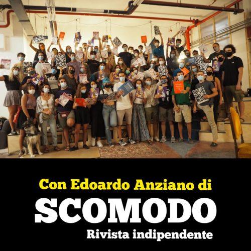 Make some noise 1.20 – Mettiti comodo e leggi Scomodo!
