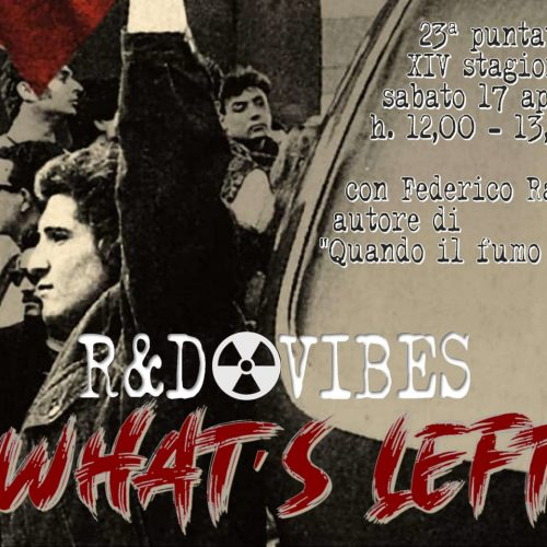 R&D Vibes 5.23 – What's Left