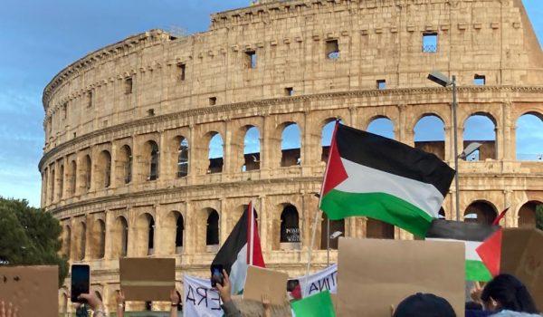 Speciale Palestina: contributi da Roma e Madrid