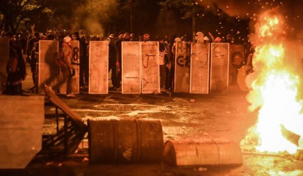 In Colombia stanno massacrando un popolo