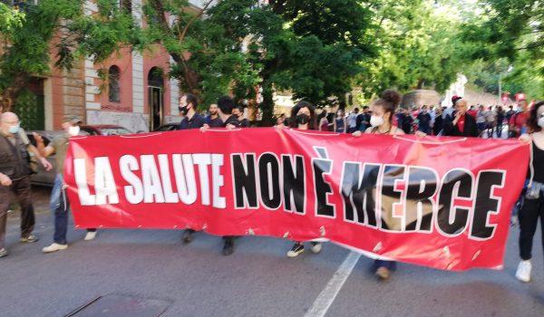 il virus è il Capitalismo: a Roma va in scena il G20 della Salute