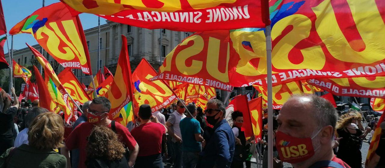 G20 Salute: Manifestazione Nazionale a Roma