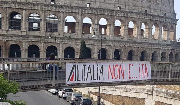 Alitalia non è ITA