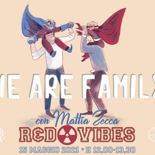 R&D Vibes 5.27 – We Are Family