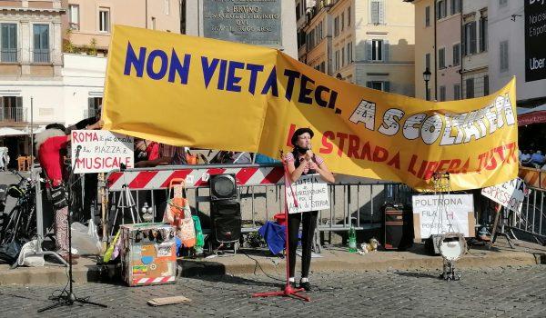 14 Giugno 2021: Manifestazione Arti di Strada