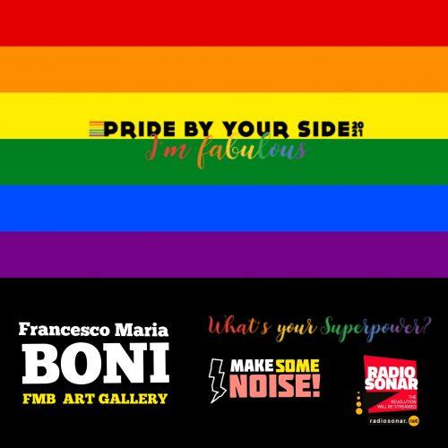 Make some noise! 1.26 – Proud & Fabulous! con Francesco Boni
