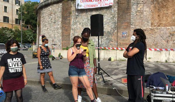 Black Lives Matter Roma: le nostre voci contano!