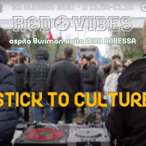 R&D Vibes 5.29 – Stick to Culture