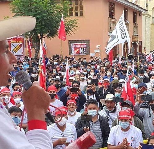 Giovani sull'orlo della crisi 3.33 – Peru Libre