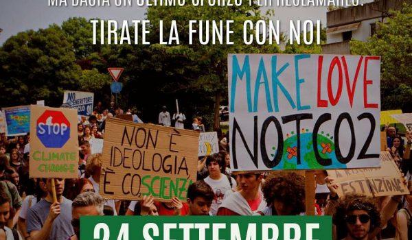 Global Strike: torna la marea degli scioperi globali per il clima
