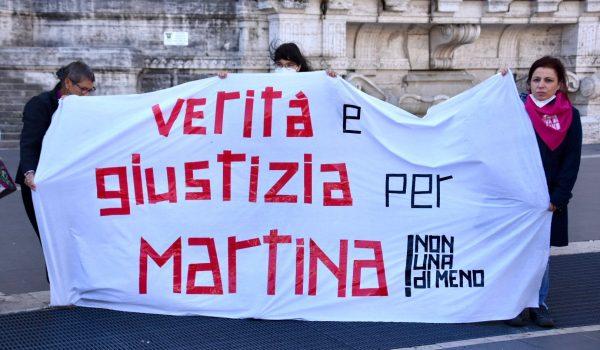 verità e giustizia per Martina Rossi