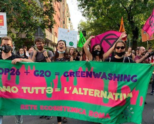 TRANSfemmINonda 3.01 – GIUSTIZIA CLIMATICA: NON C'È PIÙ TEMPO! È ORA!
